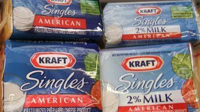 Photo of Program to Put 'Kids Eat Right' Logo on Kraft Singles Ending