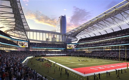 Photo of Downtown LA NFL Stadium Plan Declared Defunct; Others Remain