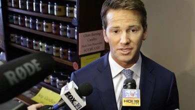 Photo of Sudden Fall: Illinois Rep. Aaron Schock is Resigning