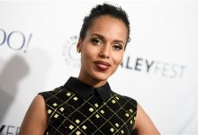 Photo of Kerry Washington to Play Anita Hill in HBO Movie