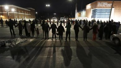 Photo of 2 People Shot in Ferguson as New Protests Break Out