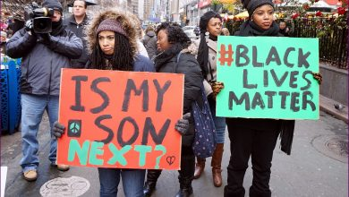 Photo of Hundreds Rally for Black Lives Matter
