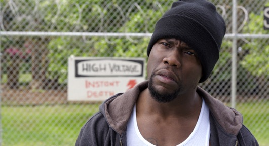 """Kevin Hart in """"Get Hard"""""""