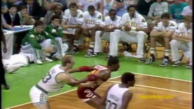 Photo of Larry Bird is Going to be Talking Trash to Dominique Wilkins Forever