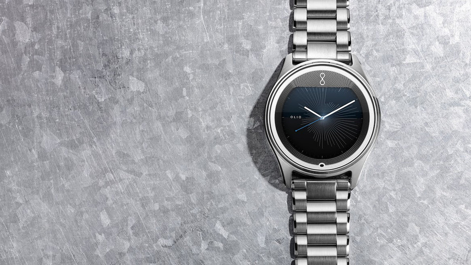 Photo of Former Apple, NASA and Pixar Developers Launch Beautiful Olio Smartwatch