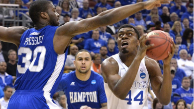 Photo of Hey, Hampton Fared Better than Some Against Kentucky