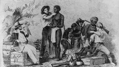 Photo of Letters Show How Humans Priced for Sale During Slave Trade