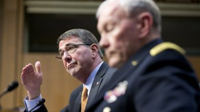 Photo of Top US General Optimistic About Outcome of Tikrit Battle