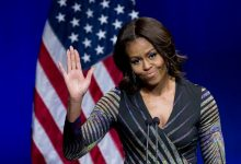 Photo of Michelle Obama Promotes Awareness of Mental Health Care
