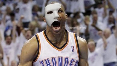 Photo of Internet Reacts to News That Russell Westbrook Will Wear a Mask