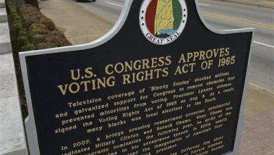 Photo of Civil Rights Landmark Bridge is Named for Reputed KKK Leader