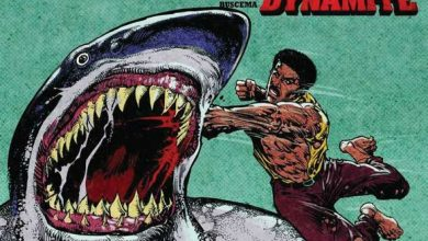 Photo of Black Dynamite: A Comic Book Dripping with Racial Indecency