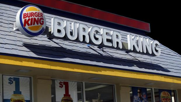 A Burger King franchise is seen Thursday, Sept. 2, 2010, in Los Angeles. (AP Photo/Damian Dovarganes)