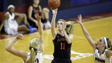Photo of Undefeated! Princeton Women Finish Off Regular Season 30-0