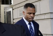 Photo of Former Congressman Jesse Jackson, Jr. Released to D.C.-Area Halfway House