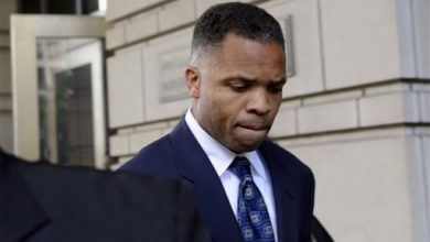 Photo of Jesse Jackson Jr. Gets Furlough for Grandmother's Funeral