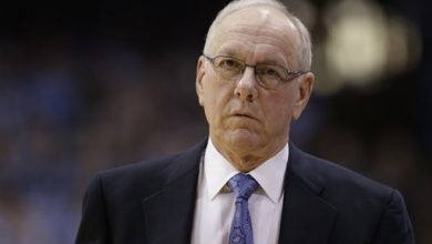 Photo of Syracuse Coach Jim Boeheim to Retire in 3 Years; AD Out