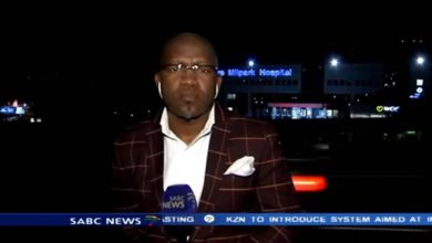 Photo of TV News Crew Robbed on Camera in Johannesburg