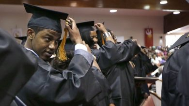 Photo of Blacks Now Finishing High School at Record Levels