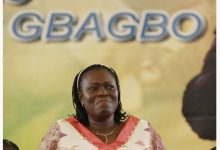 Photo of Ivory Coast's Former First Lady Simone Gbagbo Jailed