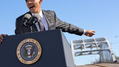 Photo of In Selma, Ala., Obama Proved That He is 'Black Enough'