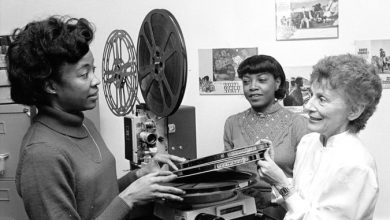 Photo of Phyllis R. Klotman, Scholar and Archivist of African-American Cinema, Dies at 90