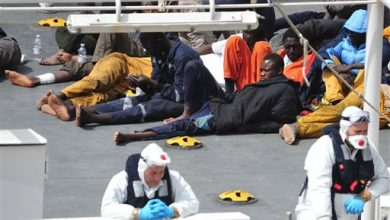Photo of Libya's Coast Guard Detains Almost 600 African Migrants