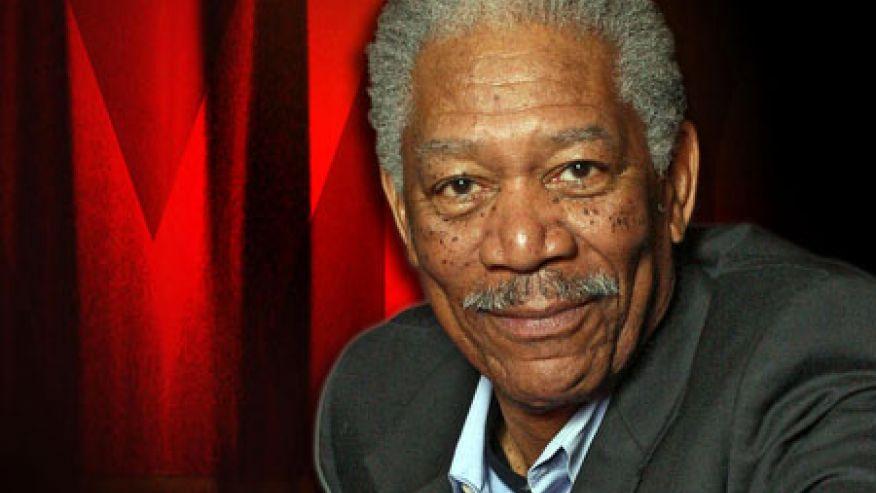 Morgan Freeman (AP Photo)