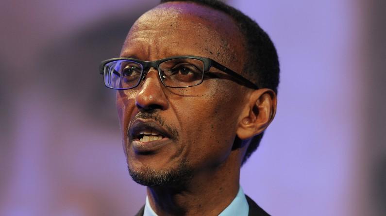Rwanda's President Paul Kagame (AP Photo/Carl Court, File)
