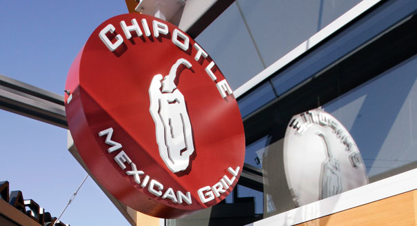 Chipotle Mexican Grill (AP Photo)
