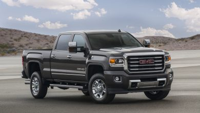 Photo of Car Reviews: 2015 GMC Sierra 2500HD