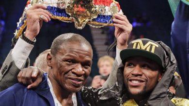 Photo of Floyd Mayweather Jr.: I'm Better Than Muhammad Ali