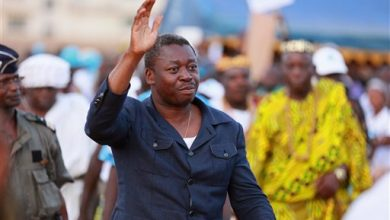 Photo of Togo's President Wins Re-Election