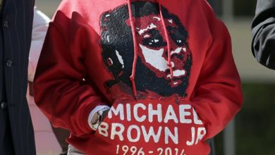 Photo of Radical Mike Brown Exhibit Opens in Chicago