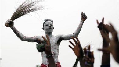 Photo of Nigeria Celebrates Buhari's Stunning Win; Challenges Loom