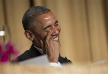 Photo of Obama's Top 10 Jokes at the Correspondents' Dinner