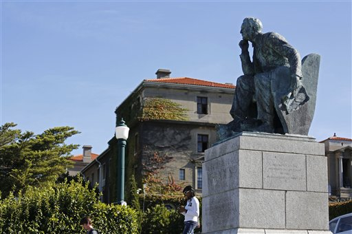 Old Colonial Statues Are In The Crosshairs In South Africa The