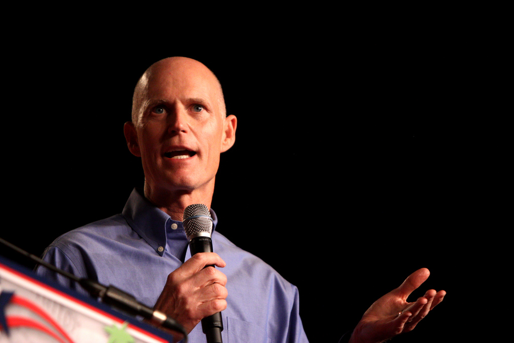 Photo of Florida Governor Says He'll sue Obama over Hospital Money
