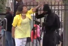 Photo of Mom Talks About Smacking Son Around During Baltimore Riot