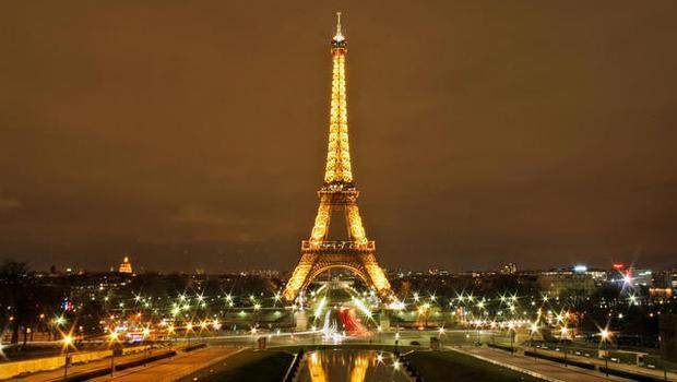 The Eiffel Tower in Paris (AP Photo)