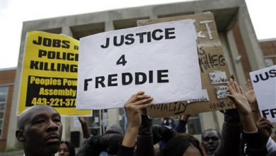 Photo of Hype Surrounds Hearing as Freddie Gray Case Heads to Court