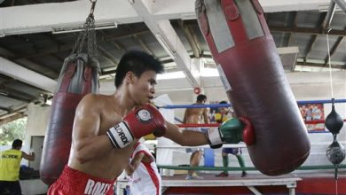 Photo of Filipino Boxers Try to Follow Pacquiao's Path Out of Poverty