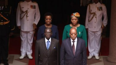 Photo of Zimbabwean Leader Invites Investment on South Africa Visit