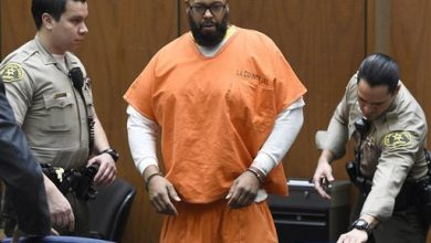 Photo of Hurdles in 'Suge' Knight Case: Hesitant Witness, Fuzzy Video