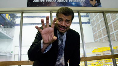 Photo of Neil DeGrasse Tyson's Genius Plan to Make Science a Hit on Late Night TV