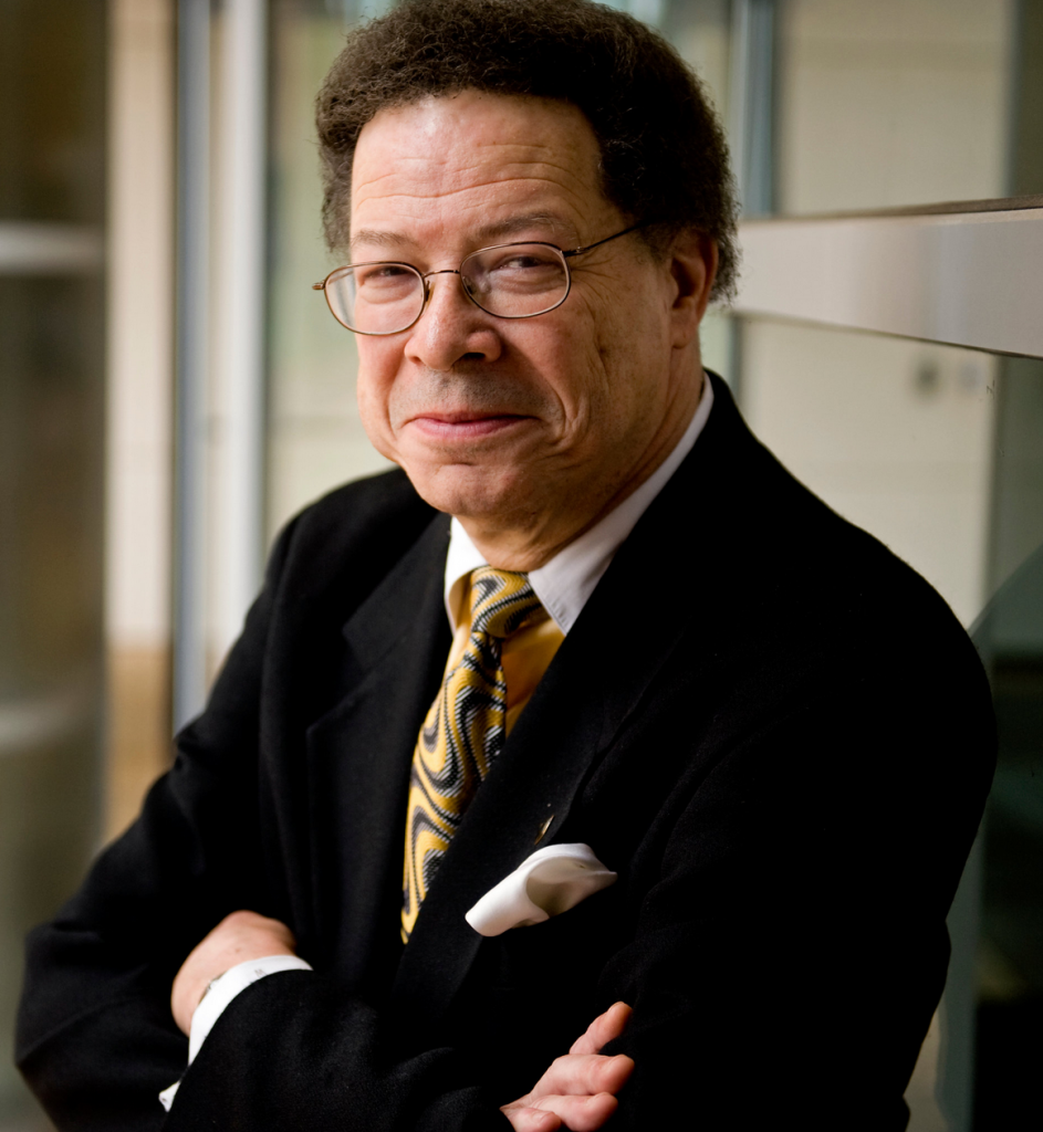 Dr. Levi Watkins in 2008. (Joe Howell/Johns Hopkins Medicine)