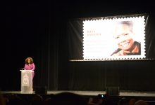 Photo of Maya Angelou is the Face of the Newest Forever Stamp