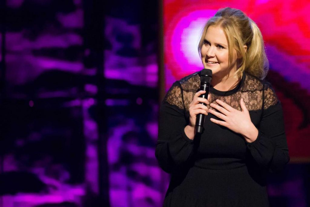 Amy Schumer (Charles Sykes/Invision/AP)