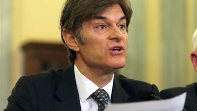 Photo of Dr. Oz Mounts Spirited Defense Against Critical Letter