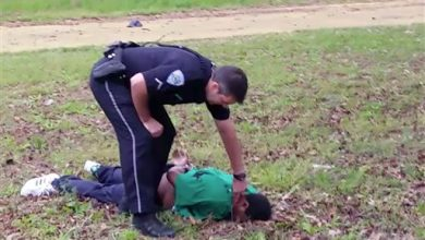 Photo of Video of Walter Scott Shooting Reignites Debate on Police Tactics